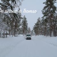 J-8 Retour à Tromso