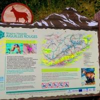 1ère étape Chamonix - Le lac blanc